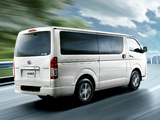 Photos of Toyota Hiace Super GL (H206) 2013