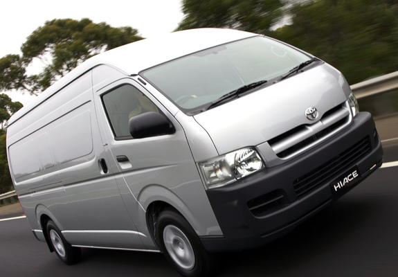 wallpapers of toyota hiace - photo #17