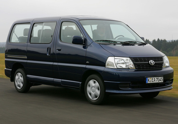 wallpapers of toyota hiace - photo #6