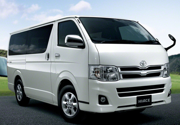 wallpapers of toyota hiace - photo #29