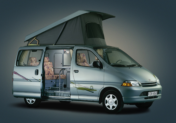 wallpapers of toyota hiace - photo #2