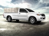 Photos of Toyota Hilux Vigo Champ Regular Cab TH-spec 2012