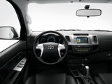 Photos of Toyota Hilux Invincible Double Cab 2013