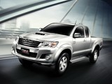 Toyota Hilux Vigo Champ Xtra Cab TH-spec 2012 photos