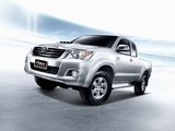 Toyota Hilux Vigo Champ Xtra Cab TH-spec 2012 wallpapers