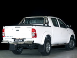 Toyota Hilux Dakar Double Cab 2014 photos