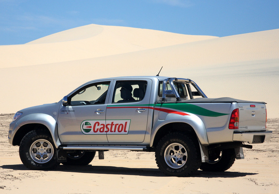Wallpapers Of Arctic Trucks Toyota Hilux Double Cab At35