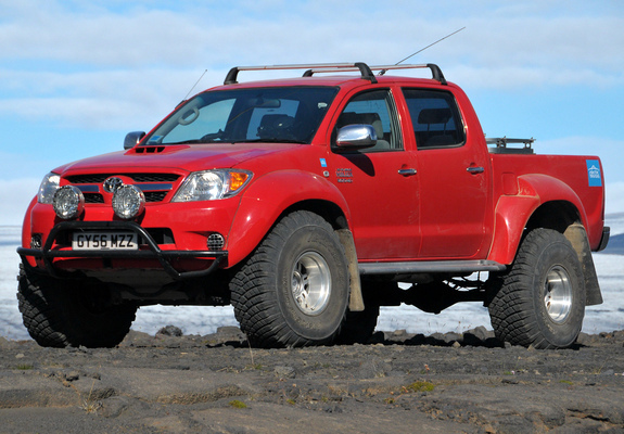 Wallpapers Of Arctic Trucks Toyota Hilux Invincible At38
