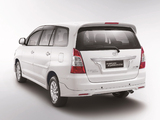 Toyota Grand New Kijang Innova 2011 pictures