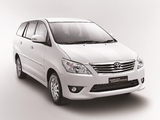Toyota Grand New Kijang Innova 2011 wallpapers