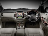 Toyota Innova Aero Package 2011 wallpapers