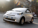 Photos of Toyota iQ (KGJ10) 2008
