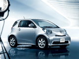 Photos of Toyota iQ JP-spec (KGJ10) 2008