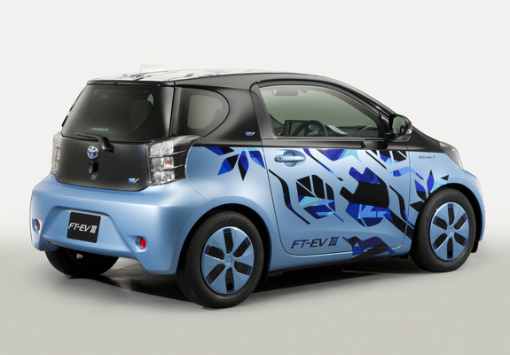 Pictures Of Toyota Ft Ev Iii Concept 2011 1600x1200