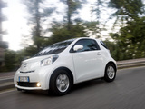 Toyota iQ (KGJ10) 2008 wallpapers