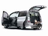 Toyota Isis Welcab Side Lift-up Seat Car 2011 images