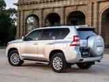 Photos of Toyota Land Cruiser Prado AU-spec (150) 2013