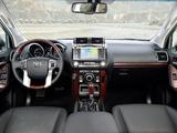 Photos of Toyota Land Cruiser (150) 2013