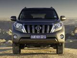 Photos of Toyota Land Cruiser Prado ZA-spec (150) 2013