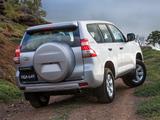Pictures of Toyota Land Cruiser Prado AU-spec (150) 2013