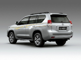 Toyota Land Cruiser Prado 5-door UAE-spec (150) 2009 pictures