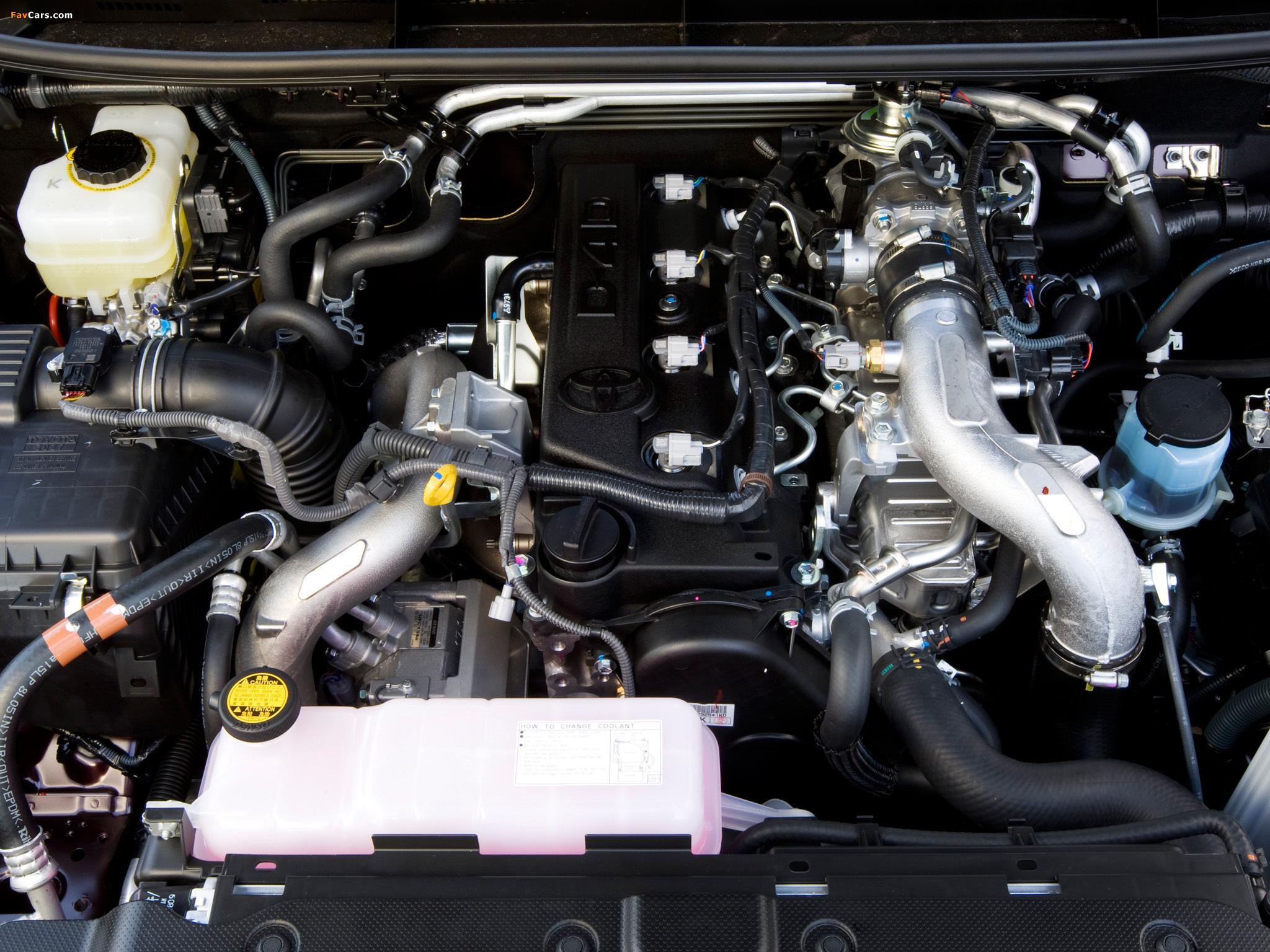 Схема двигателя тойота прадо 150