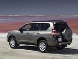 Toyota Land Cruiser Prado ZA-spec (150) 2013 wallpapers