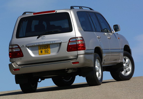 Images Of Toyota Land Cruiser 100 Vx J100 101 2002 05