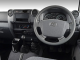 Images of Toyota Land Cruiser Double Cab LX ZA-spec (J79) 2012