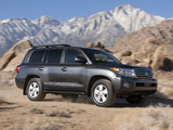 Photos of Toyota Land Cruiser US-spec (URJ200) 2012