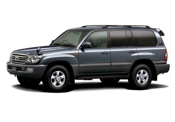 Pictures Of Toyota Land Cruiser 100 Van Vx Jp Spec J100