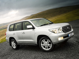 Pictures of Toyota Land Cruiser V8 UK-spec (VDJ200) 2007–12