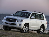 Pictures of Toyota Land Cruiser 200 Altitude (J200) 2012