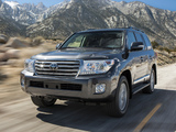 Pictures of Toyota Land Cruiser US-spec (URJ200) 2012