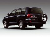 Toyota Land Cruiser 200 GX UAE-spec (VDJ200) 2012 images