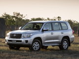 Toyota Land Cruiser 200 GXL AU-spec (VDJ200) 2012 photos