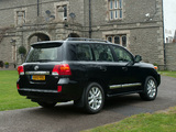 Toyota Land Cruiser V8 UK-spec (VDJ200) 2012 pictures