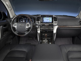 Toyota Land Cruiser US-spec (URJ200) 2012 pictures