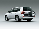 Toyota Land Cruiser 200 GX UAE-spec (VDJ200) 2012 wallpapers