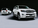 Modellista Toyota Land Cruiser 200 (UZJ200) 2012 wallpapers