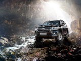 Toyota Land Cruiser 200 (UZJ200) 2015 wallpapers