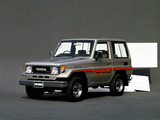 Toyota Land Cruiser (BJ71V) 1985–90 wallpapers