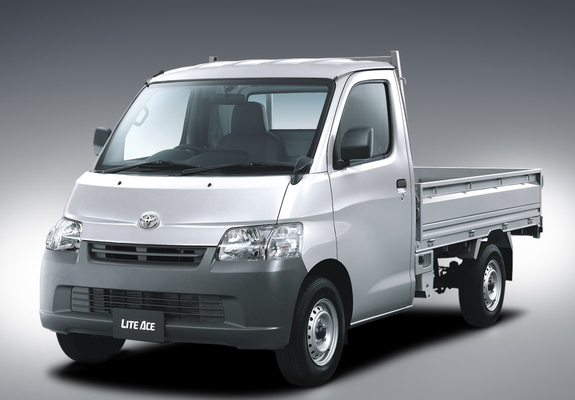 Toyota Liteace Truck S402 2008 Images 1280x960