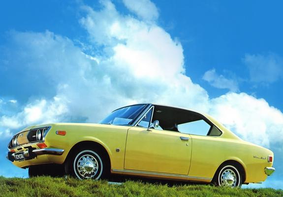 Photos Of Toyota Corona Mark Ii Hardtop Coupe T72 1968