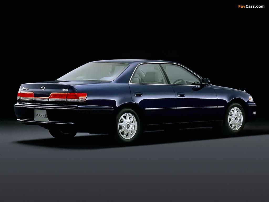 Photos Of Toyota Mark Ii X100 1998 2000 1024x768
