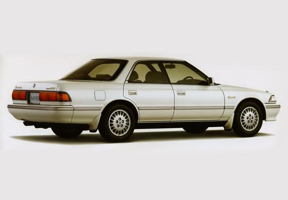 Toyota Mark Ii Hardtop Grandeg 80 1988 92 Wallpapers