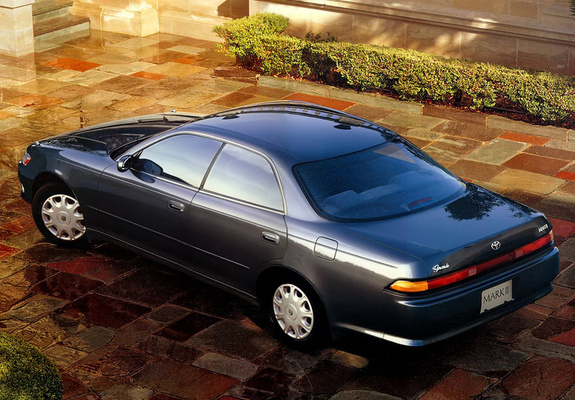 Wallpapers Of Toyota Mark Ii X90 1992 94 800x600
