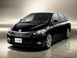 Pictures of Toyota Mark X ZiO Aerial (ANA10) 2011