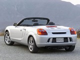 Images of Toyota MR2 Spyder US-spec 2002–05