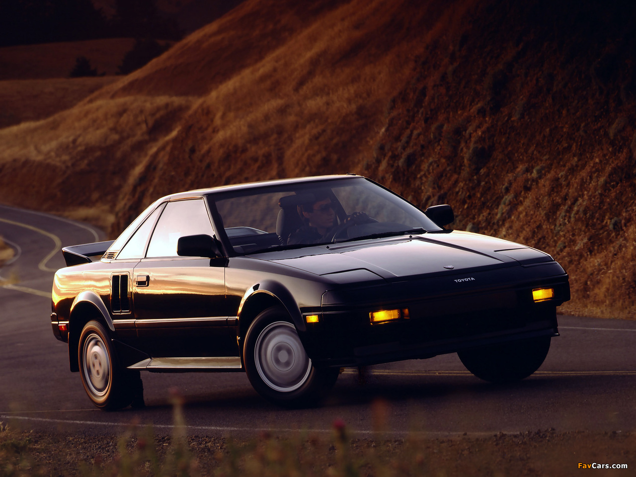 Toyota Mr2 Us Spec Aw11 1985 89 Wallpapers 1280x960